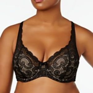 PLAYTEX LOVE MY CURVES BRA  44DD